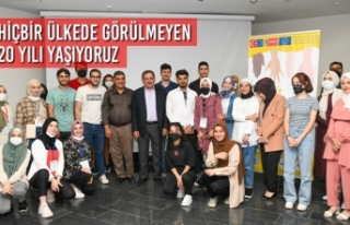 Başkan Demir : Hiçbir Ülkede Görülmeyen 20 Yılı...