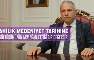 Başkan Demirtaş, Ahilik Haftasını Yayımladığı...