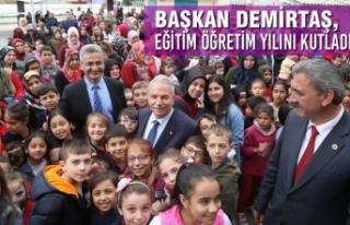 Başkan Demirtaş, Yüz Yüze Başlayacak Olan Yeni...