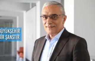 Belediye-İş Sendikası Samsun Şube Başkanı Yiğit,...