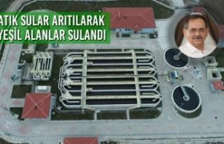 Samsun Büyükşehir Belediyesi Çevreci Yatırımlarını...