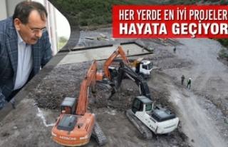 Alt Yapıdan Başlayıp Türkiye'nin Örnek Projelerine...