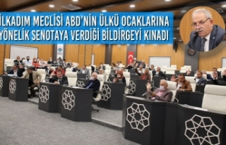 Başkan Demirtaş, Tepkimi Sosyal Medya Hesabım Üzerinden...