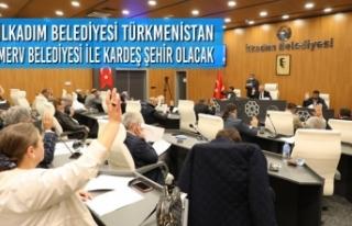 İlkadım Belediyesi Türkmenistan Merv Belediyesi...