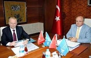Ahika Yönetim Kurulu Toplantısı Nevşehir'de...