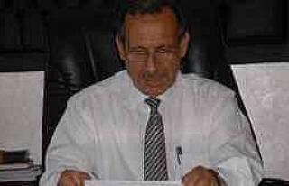 Ak Parti Bingöl İl Başkanı Çalbay: