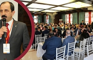 AK Parti Samsun 67. İl Danışma Meclisi Toplantısı...