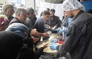 Alaçam'da Pilav Günü Etkinliği