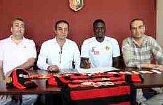 Alfred N'diaye Eskişehirspor'da (2)