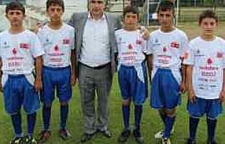 Aziziye'den Futbol Okulu