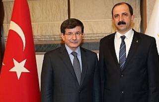 Başbakan Davutoğlu Samsun'a Geliyor
