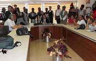 Başkan Küçükler'den Basın Toplantısı