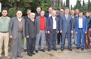 Başkan Topaloğlu; Dağköy Mahallesinde