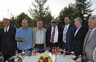 Başkanları Buluşturan Tören