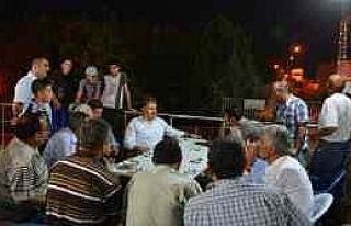 Belediye Başkanı Ahmet Çakır, Tecde'de Çalışmaları...