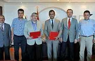 Beü Ve Tso Arasında Protokol İmzalandı