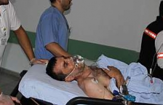 Bıçaklı Saldırıda Ağır Yaralandı