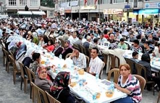 Büyükşehir'den Alaçam'da Birlik ve Beraberlik...
