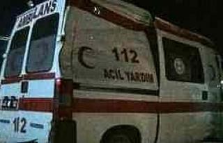 Can Kurtarmaya Giderken Kaza Yaptılar: 4 Yaralı
