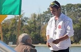 Çarşambalı Kano Sporcusu Gümüş Madalya Kazandı...
