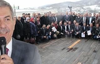 """Demircan; """"12 Yılda Türkiye'de Büyük İşler..."""