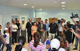 Düzce Gençlik Merkezi Törenle Açıldı