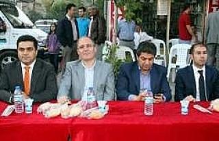 Esenler Belediyesi Hafik'te İftar Programı Düzenledi...