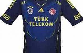 Fenerbahçe'nin 2013-2014 Sezonu Formaları Görücüye...