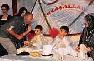 Gazeteci Demirci'nin Mutlu Günü
