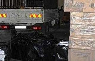 Gaziantep'te 26 Bin 680 Paket Kaçak Sigara