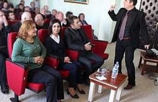 Hükümlülere 'iletişim' Konferansı