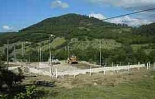 Katı Atık Aktarım İstasyon İnşaatı Devam Ediyor...