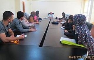 Küreversiteli Gençlik Eğitim Ve Proje Çalışmaları...