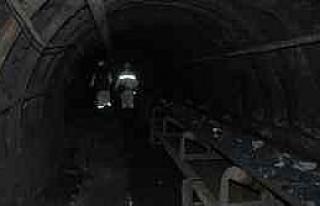 Madenciler İlk Oruçlarını Yerin Metrelerce Altına...