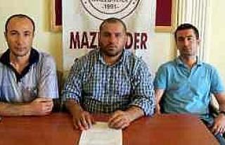 Mazlumder Gaziantep Şubesinden Açıklama