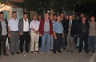 MHP'li Aslan Yıldırım'a Çetinkaya'da Yoğun İlgi...
