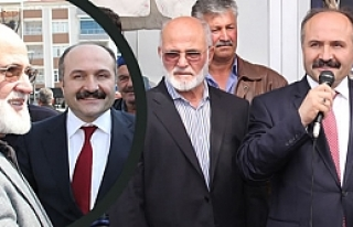 MHP'li Erhan Usta'nın Baba Acısı