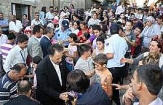 Milletvekili Mazıcıoğlu Ve Başkan Tahmazoğlu...