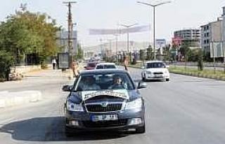 Mısır İçin Van'dan İstanbul'a Gittiler