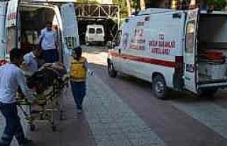 Osmancık'ta Trafik Kazası: 4 Yaralı