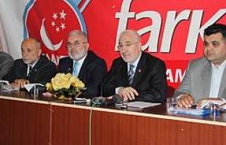 Saadet Partisi, Seçim Çalışmasına Başladı