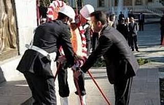 Samsun'da 29 Ekim Cumhuriyet Bayramı Kutlamaları...