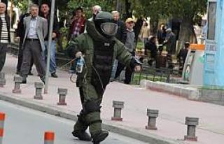 Samsun'da Bomba Paniği