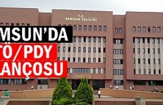 Samsun'da FETÖ'den Gözaltına Alınan 1953 Kişi'den...