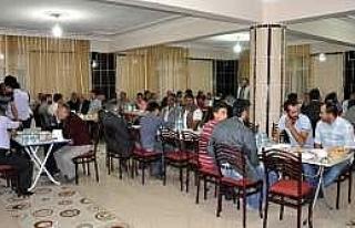 Suşehri Mhp İlçe Teşkilatı İftar Programı Düzenledi...