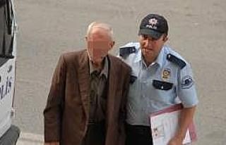 Taciz Suçundan Tutuklanan 72'lik Dede Tahliye Oldu...