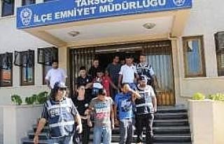 Tarsus Polisi Şanlıurfa'da 398 Kilo Esrar Ele Geçirdi...