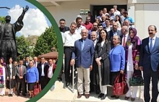 Tunceli'ye Samsun Çıkarması
