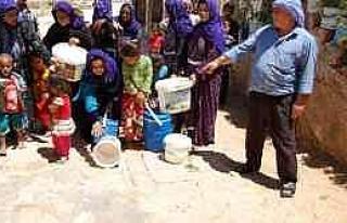 Uğurlu Köyünde Su Sıkıntısı Yaşanıyor