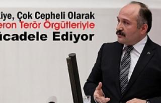 """Usta; """"Türkiye Cumhuriyeti, Kimsenin Fedaisi Olmamıştır!"""""""